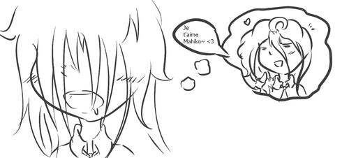 Le rêve de Mahiko 8D