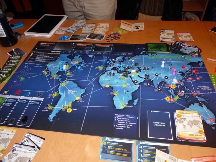 Pandémie Legacy (fin mai)