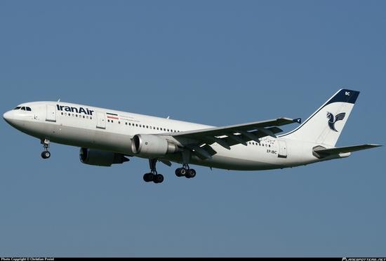 EP-IBC-Iran-Air-Airbus-A300-600_PlanespottersNet_355776