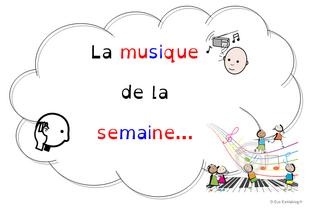 La musique de la semaine