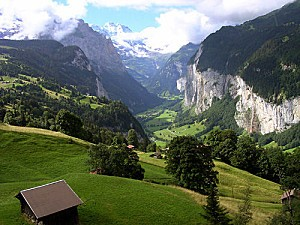 Lauterbrunnen-valley