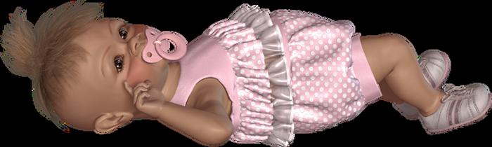 Tubes cookies Bébé/Enfant