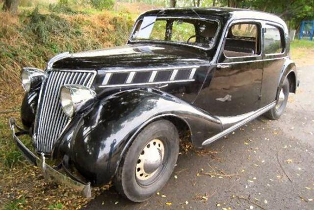 Peugeot 401