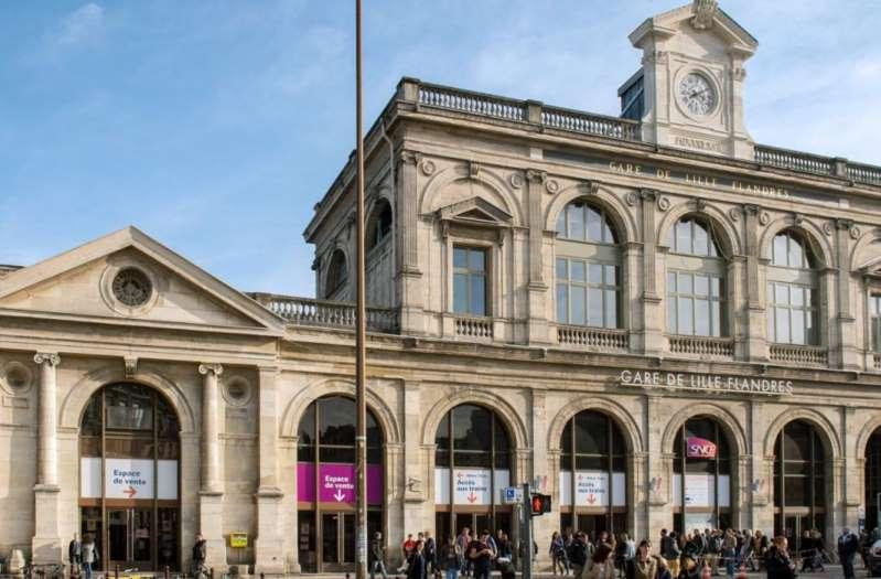 Le pot de départ d'un cheminot sème la panique en gare de Lille