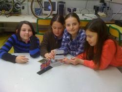 Projet en technologie : nos réalisations