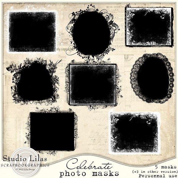 """Celebrate"" de Lilas Designs"