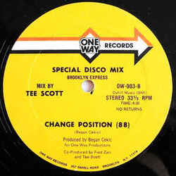 Brooklyn Express - Change Position (88)