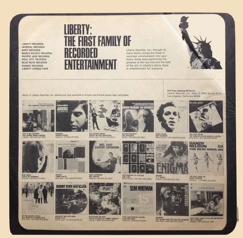 """Canned Heat : Album """" Boogie With Canned Heat """" Liberty Records LST-7541 [ US ]"""