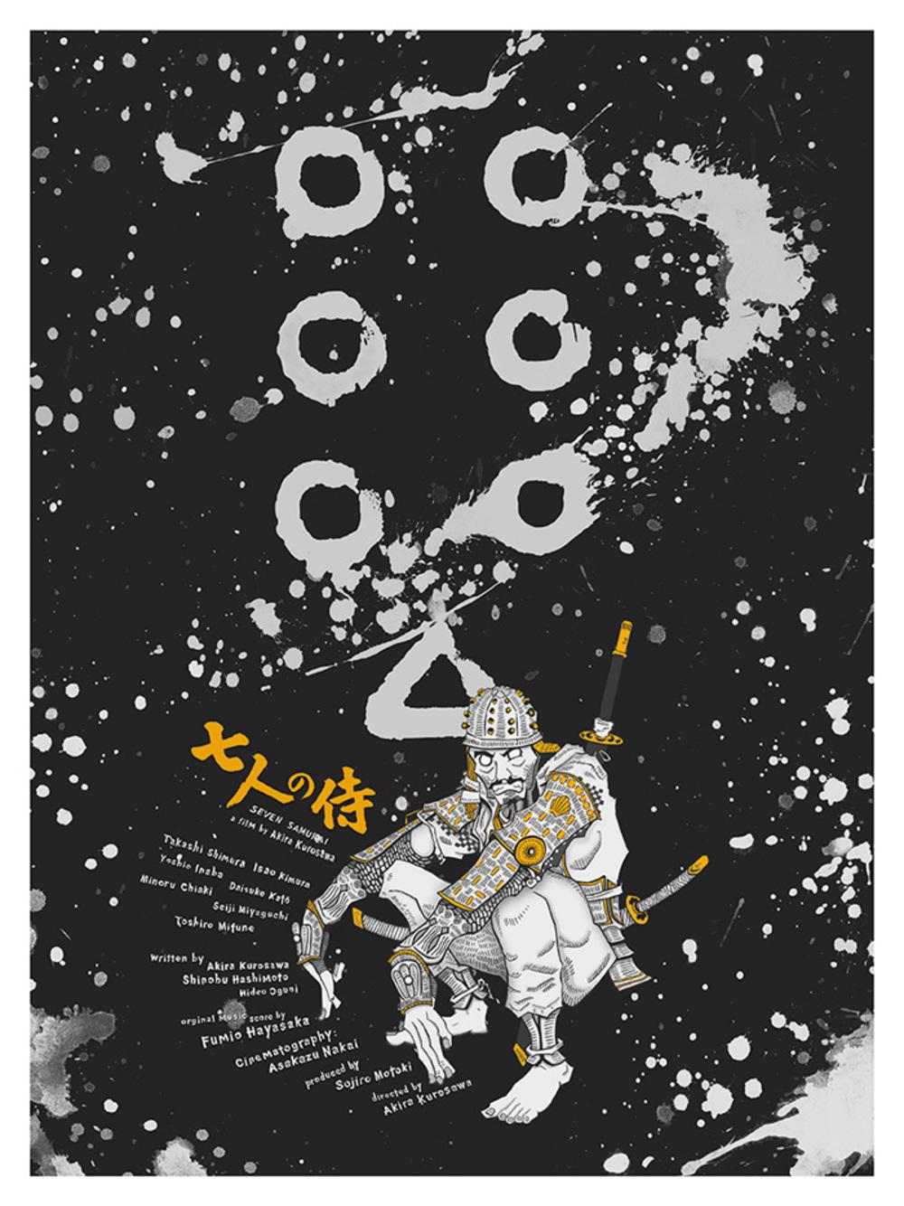 Shichinin no Samurai / Seven Samurai (1954)