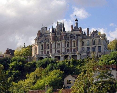 Château de Montigny-le-Gannelon