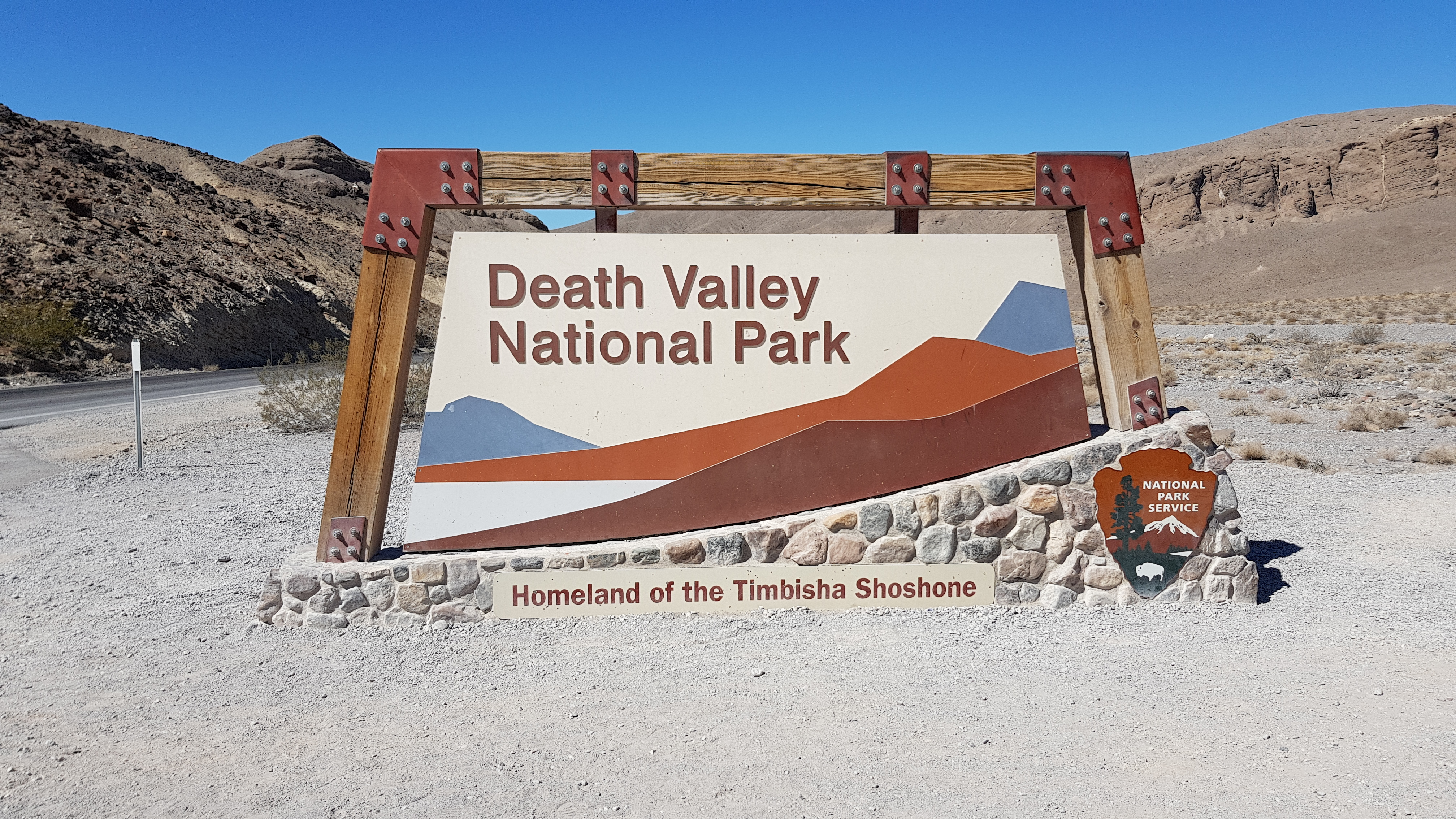 ETATS-UNIS – Côte ouest – Jour 18/22 – Death Valley ou la Vallée de la mort  – Bulles de voyages
