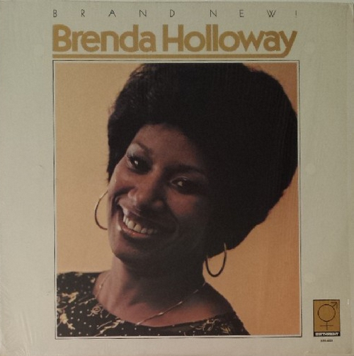 "Brenda Holloway : Album "" Brand New ! "" Birthright Records ST 70206 [ US ] en 1980"