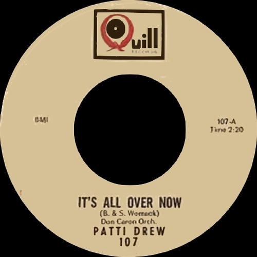 "Patti Drew : Album "" Tell Him "" Capitol Records ST 2804 [ US ]"