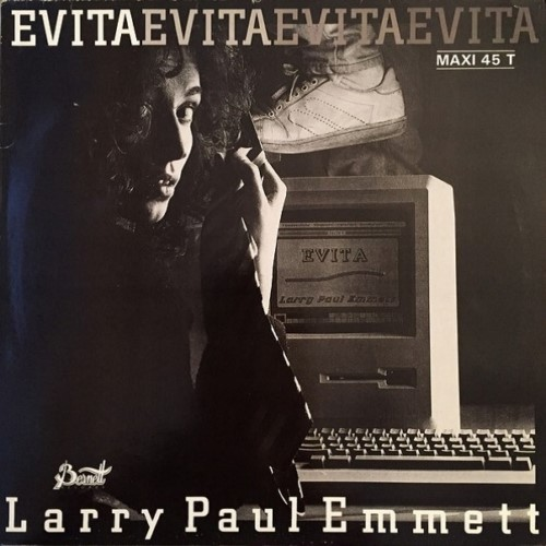 Larry Paul Emmett - Evita (1984)