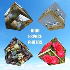Mon espace photos