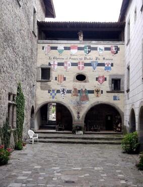 La facade intérieure
