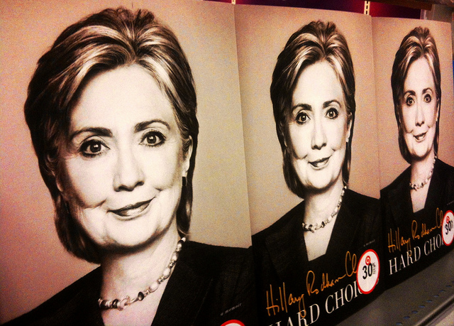 Clinton va appuyer sur le bouton nucléaire: candidat libertarien