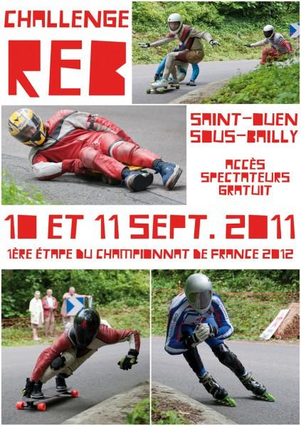 Affiche REB 2011