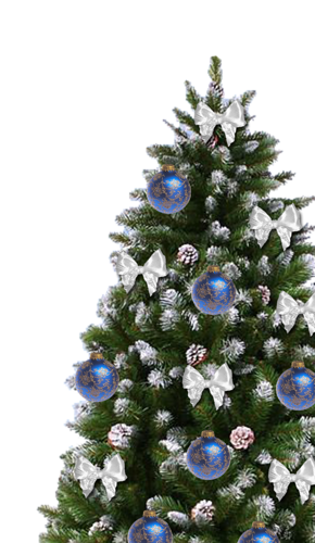 Tubes sapins Noël 3