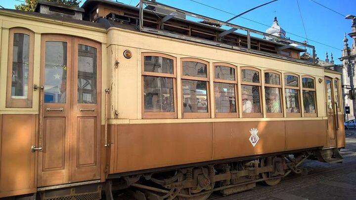 Porto en tramway etc...