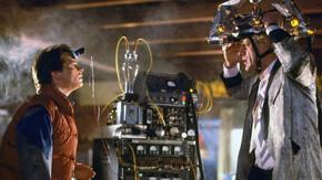 Back to the Future - Blooper Reel (1985) - Michael J. Fox