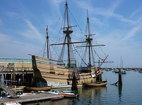 Plymouth Mayflower II