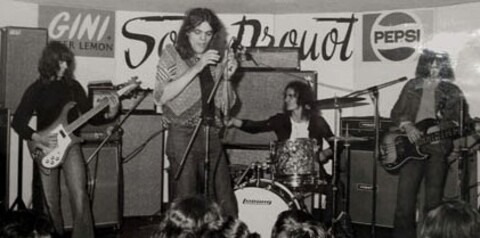 GANAFOUL (1974-1982)
