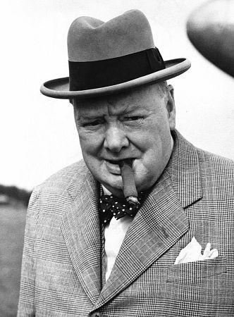 Pensées de Churchill