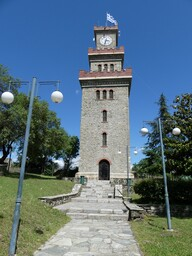 forteresse tour de l'horloge