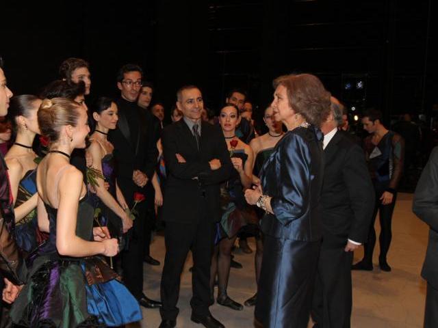 Sofia et la danse classique
