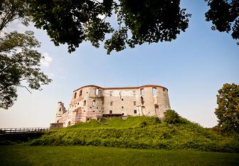 Un château polonais ...