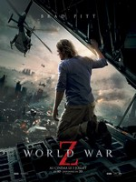 World War Z affiche
