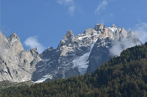 Vallée de Chamonix...