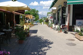village de Ancienne Corinthe