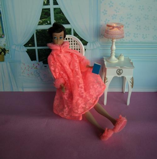 Barbie vintage : Lovely sleep-ins