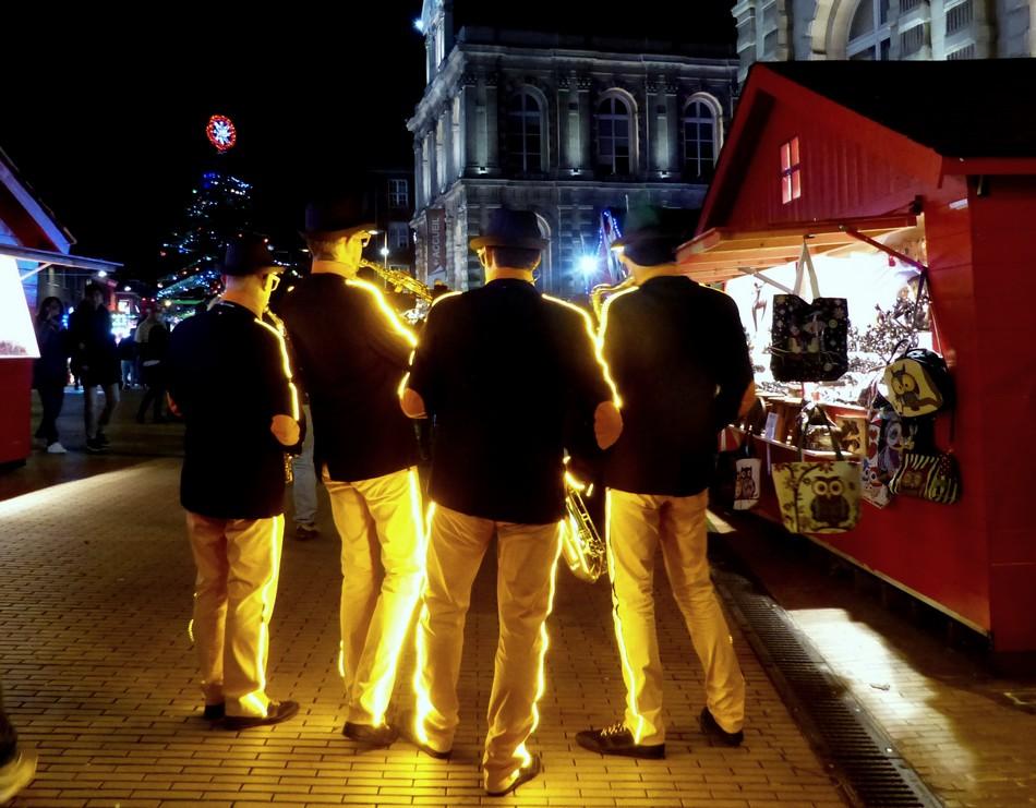 Marché de Noël 2017 à Amiens