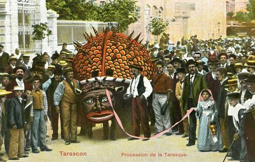 Procession de la Tarasque