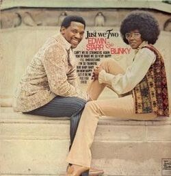 Edwin Starr & Blinky - Just We Two - Complete LP