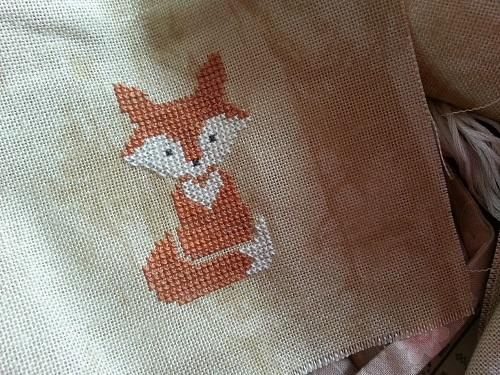 Un p'tit renard