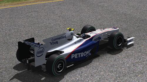 Team BMW Sauber