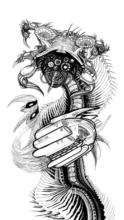 Cyborgs & Exosquelettes