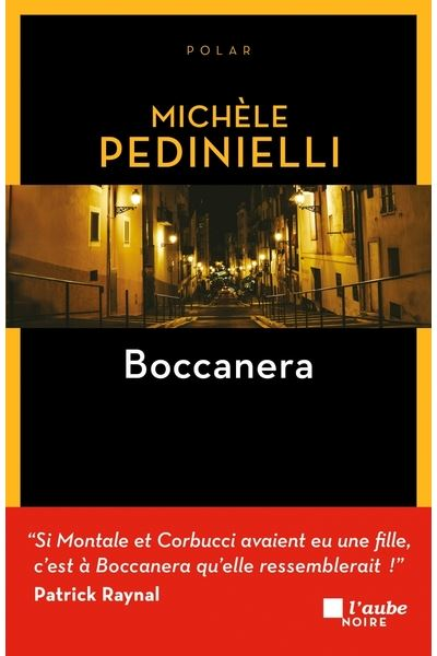 Boccanera - Michèle Pedinielli