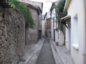 Rue de la Porte Fausse