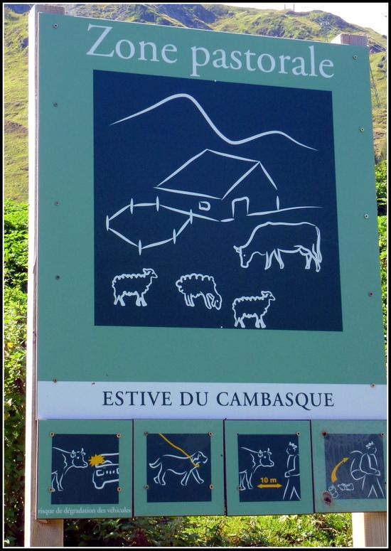 Souvenirs : Septembre 2014 : Hautes Pyrénées : refuge et lac d'Ilhéou 3/3