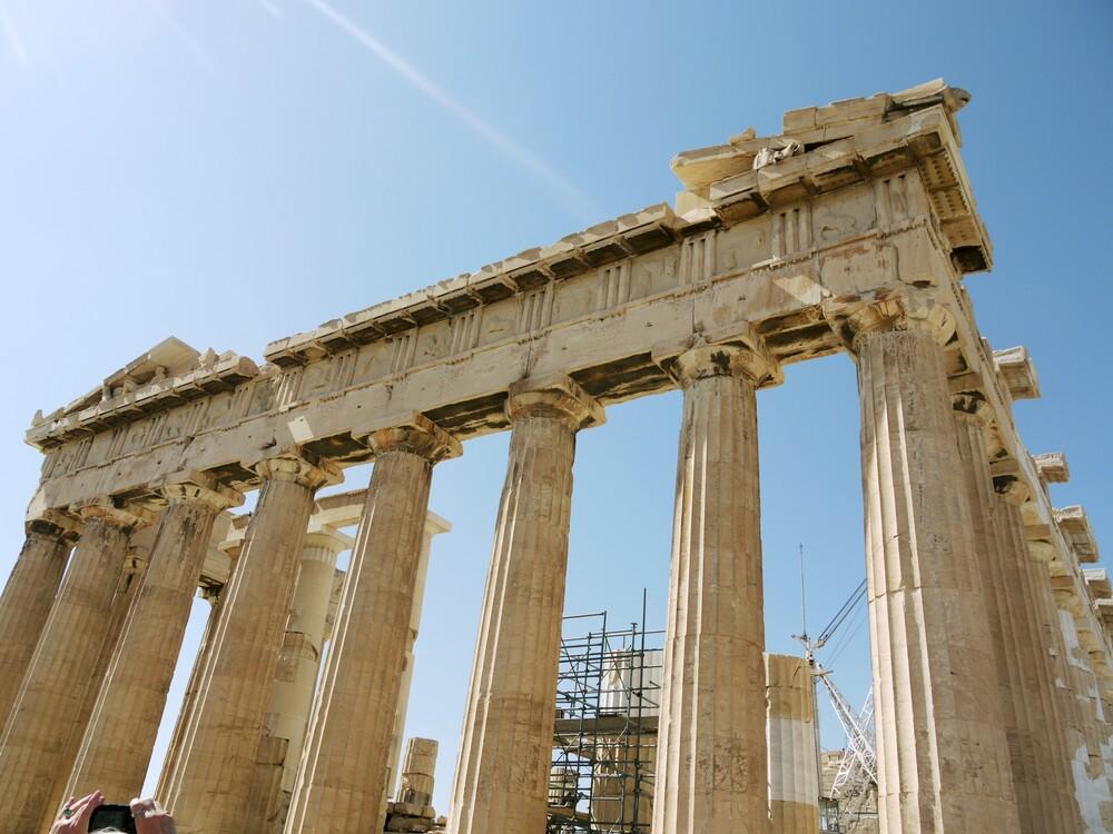 Athènes - l'Acropole