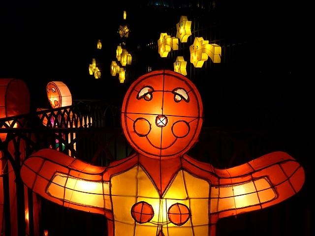 Metz Le sentier des lanternes 15 Marc de Metz 22 12 2012
