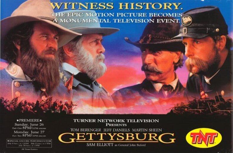 Résultats de recherche d'images pour «gettysburg film»