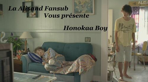 Projet surprise : Honokaa Boy