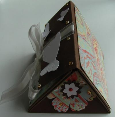 Un mini-album Boîte.