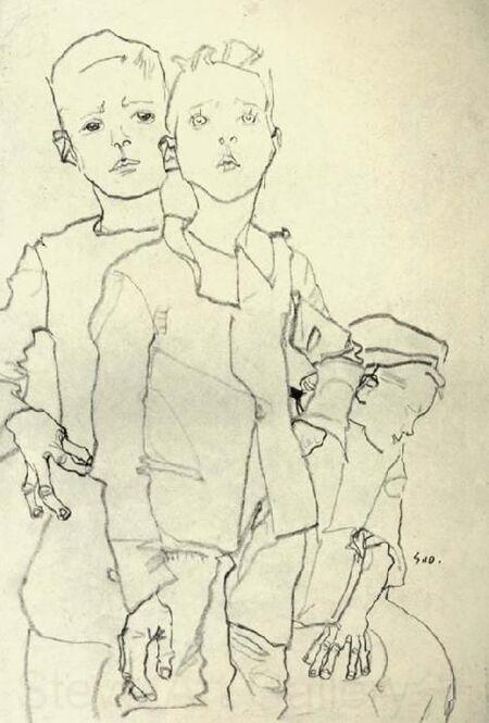 Samedi - Egon Schiele, un Grand !